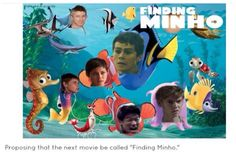 Proposing the next movie for The Maze Runner be called Finding Minho.