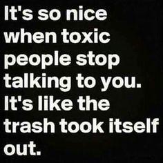 Take out the Trash!