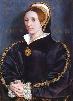 Portrait of Catarina Howard, 1541 Hans Holbein the Younger. wife of King Henry VIII. Ana De Cleves, Anne Of Cleves, Anne Boleyn, Wives Of Henry Viii, King Henry Viii, Tudor History, British History, European History, Royals