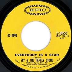 Sly & The Family Stone - Everybody Is A Star (1969)