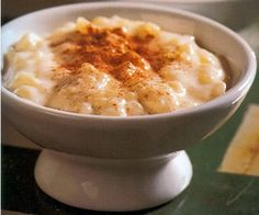 Straight Into Bed Cakefree and Dried: Arroz Dulce con Manteca (dairy and gluten free rice pudding) Greek Rice Pudding, Creamy Rice Pudding, Greek Desserts, Greek Recipes, Gluten Free Rice, Gluten Free Recipes, Slow Cooker Rice Pudding, Diabetic Recipes, Cooking Recipes