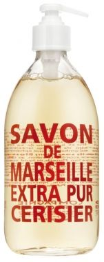 Compagnie de Provence - Savon liquide de Marseille Extra Pur Cerisier #cherry #sweet #soap