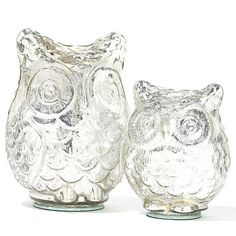 Decor - Fall Autumn Thanksgiving - Fall SONOMA life + style Owl Decor at Kohls - how cute! $17.99 for the large