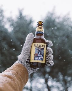 Let it snow. Let It Snow, Let It Be, Belgian Style, Brewing Company, Food Photo, Brewery, Product Photography, Bottle, Sweden