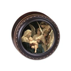 """Song of Angels Memento / Rosary Box,  $16.95. Customer review: """"This Rosary box was a gift to my mom to hold the beautiful rosary beads my dad bought for her from The Vatican. She absolutely loves it and keeps it out on her dresser enjoying and using it every day."""""""
