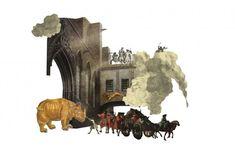 Enric Miralles Collage enric miralles collage nice renderings pinterest collage