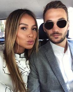 """JULIE SARIÑANA on Instagram: """"My handsome date. ❤️ @kevinberruuu"""""""
