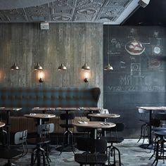 Matto | Bar & Pizzeria - design