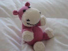 Ravelry: Sock Hippo by Bobbi Padgett