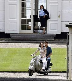 Crown Prince Frederik & Crown Princess Mary