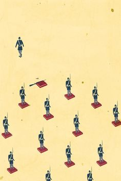 Italian illustrator Alessandro Gottardo's beautiful, open and inviting illustrations have been featured in major newspapers and magazines including The New