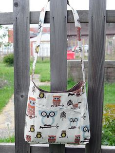 Adore By Nat: Blog Giveway: Beautiful Owl Purse from ShortcakeDesigns