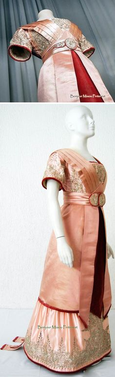 Dress ca. 1912. Patrimonio Histórico Familiar PHF (Santiago, Chile) Pinterest and Instagram