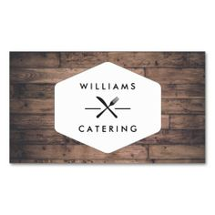 1000 images about business cards for catering companies for Bbq catering business cards