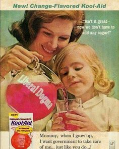 Liberal Dogma.... kool-aid