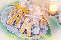 TRUE WEDDINGS | A Lemon Wedding by Elite Events Athens | Anca & Konstantinos | Wedding Tales - Ο γάμος των ονείρων σας! Coconut Flakes, Athens, Spices, Sweet, Modern, Lemon Yellow, Wedding, Vintage, Cupcakes