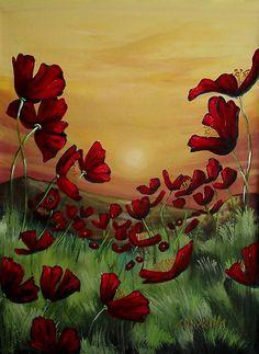 Poppy Enlightenment by Cherie Roe Dirksen...come join me at:  http://wordpress.us2.list-manage.com/subscribe?u=de82d88d55984d721f7479aef=f442a64e3d
