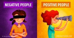Here's the real difference between anegative and apositive attitude tolife