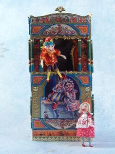 Punch and Judy Theatre
