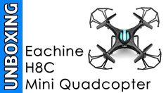Eachine H8C Mini Quadcopter Unboxing