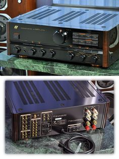 Hifi Amplifier, Audiophile, Best Sound System, Hifi Audio, Audio Equipment, Retro Vintage, Kali Hindu, Decks, Japan
