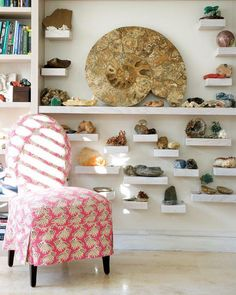 How I am going to display all the rocks I collect when I am a geologist!! …