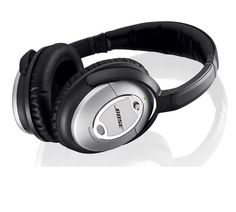 Bose Quiet Comfort 15 Acoustic Noise Cancelling Headphones www.menshealth.com #fathersday