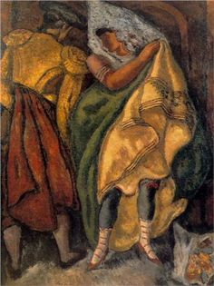 "The toureiro and the ""Maja"" - Arturo Souto"