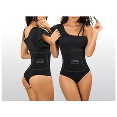 2057 Body Blouse Shaper Color Black £48