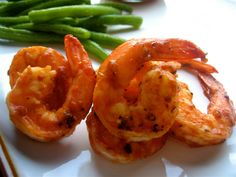 shrimp | Stephanie Cooks: Sweet and Spicy Shrimp
