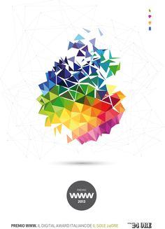 Il Sole 24Ore // Premio www by Andrea Caucino, via Behance