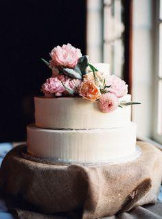 Flower Cake Topper.