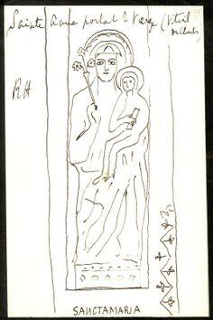 Vitral de Chartres por Proust