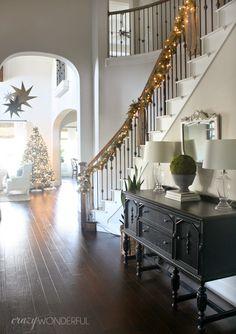 Crazy Wonderful: christmas home tour | 2014
