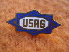 Distintivo Usag utensili da lavoro smalto pin