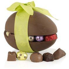 NEUHAUS Milk Chocolate Easter Egg (750g) (£53) found on Polyvore