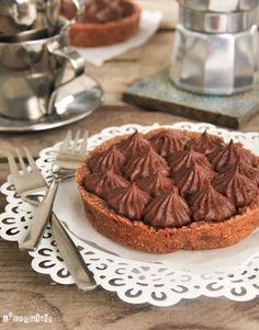 Tarta de chocolate rellena de mascarpone | L'Exquisit