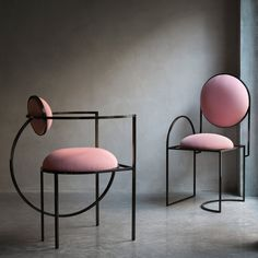 Furniture with modern functionality and contemporary elegance design modern The celestial chairs of Bohinc Studio Classic Furniture, Plywood Furniture, Home Decor Furniture, Studio Furniture, Furniture Projects, Furniture Makeover, Rustic Furniture, Outdoor Furniture, Business Furniture