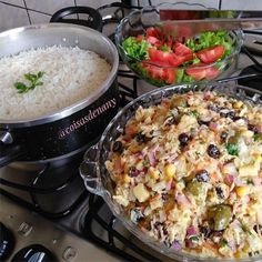 salpicão de frango com maionese What Is Ketosis, Home Food, Carne, Food Truck, Paella, Macaroni And Cheese, Kitchen Decor, Salads, Food And Drink