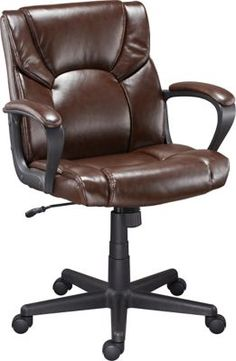 Shop Staples® for Staples® Montessa II™ Luxura® Managers Chair, Brown and enjoy everyday low prices, plus FREE shipping on orders over $49.99. Get everything you need for a home office or business right here.