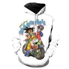 Hoodies & Sweatshirts Charitable 2018 Newest Cosplay Dragon Ball Hoodie Goku Turtle Fairy Sweatshirts Dragon Ball Z Jacket 100% Cotton Hoodies Men Women Hoody