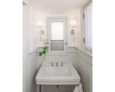 Turn-of-the-century Modern Bathroom