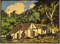 William Seltzer Rice (June 23, 1873 - August 27, 1963)  California Arts and Crafts Movement