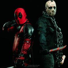 Deadpool and Jason