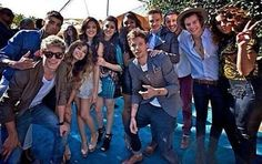 One Direction and Fifth Harmony!