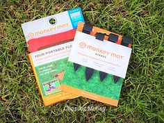 Clipping Money: Monkey Mat #Review