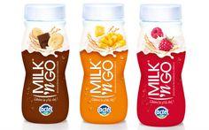 Lactel Milk & Go Drinkable Yogurt