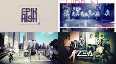"■ 2013. 12. ■ --------------------------------------------------- K-POP in JEJU 가수소개영상. EpikHigh 10"" ZEA 10"""