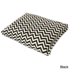 Indoor/ Outdoor Chevron Pet Bed | Overstock.com Shopping - The Best Prices on Other Pet Beds