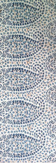 style court: Fine Details - Lisa Fine Lahore Fabric